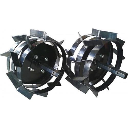 Roti metalice pentru motocultivator