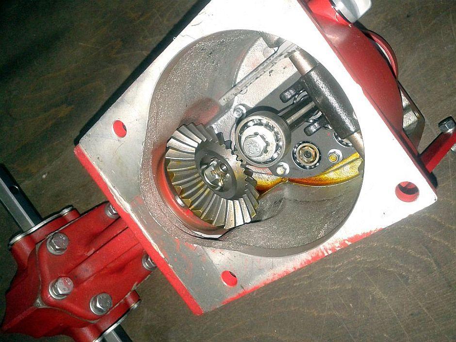 Transmisie motocultivator ROG90